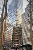 Bank of China building. At Manhattan Royalty Free Stock Photo