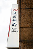 Bank of China Limited headquarter Royalty Free Stock Images