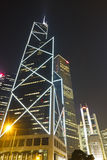 Bank of china Tower Stock Photos