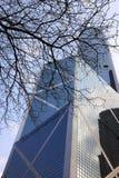 Bank of China tower Royalty Free Stock Image