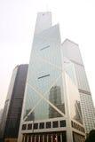 Bank of China Tower, Hong Kong Stock Photo