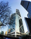 Bank of china tower Royalty Free Stock Image