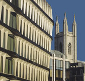 Bank city of london Royalty Free Stock Images