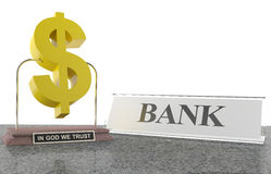 Bank concept Stock Photo