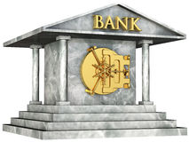 Bank concept Royalty Free Stock Photography