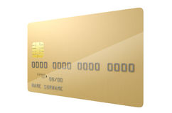 Bank Credit Card Blank Stock Images