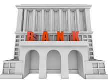 Bank Stock Image