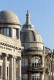 Bank Dome in Porto stock photos