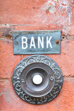 Bank Door Bell Stock Images