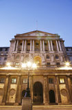 The Bank of England Royalty Free Stock Photography