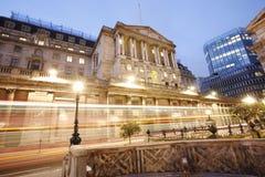 Bank of England Royalty Free Stock Photo