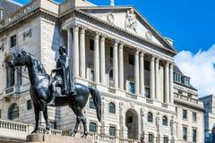 bank England obraz royalty free