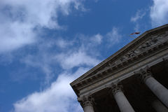 Bank of England. Photo taken of Bank of England Stock Images
