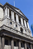 Bank of England in the City of London Royalty Free Stock Photography