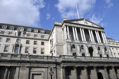Bank of England, London Royalty Free Stock Images