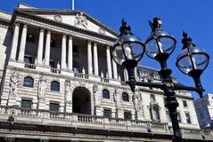 Bank of England in London stock photos
