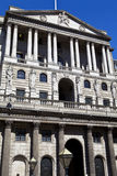 Bank of England in London Royalty Free Stock Photography