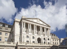 The Bank of England Stock Images