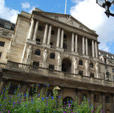 Bank of England Royalty Free Stock Photo