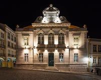 Bank in Evora Royalty Free Stock Photos