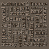 Bank finance Stock Image