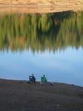Bank Fishing Stock Images