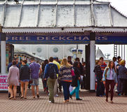 Bank Holiday in Brighton Stock Photography
