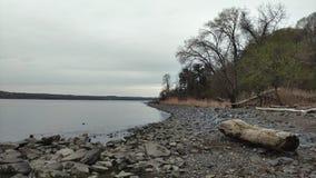 Bank Hudson Rivers Stockbilder