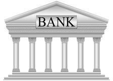 Bank icon Stock Photo