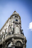Bank, Image of the city of Madrid, its characteristic architectu Royalty Free Stock Images