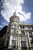 Bank, Image of the city of Madrid, its characteristic architectu Stock Photos