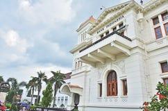 Bank Indonesië royalty-vrije stock foto's