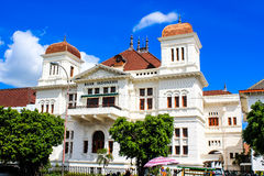 Bank Indonezja Buduje Yogyakarta Obrazy Stock