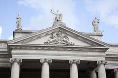 Bank of Ireland Building, Dublin Royalty Free Stock Photos