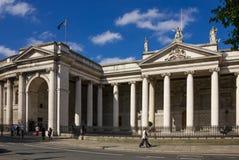 Bank of Ireland. Dublin. Ireland royalty free stock image