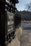 Bank of Ireland em Dublin, 2015 fotografia de stock