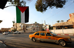 bank Jericho Palestine zachodni Obrazy Royalty Free