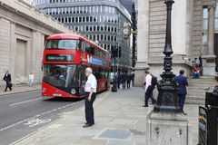 Bank Junction, London Stock Photos