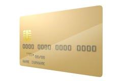 Bank-Kreditkarte-freier Raum Stockbilder