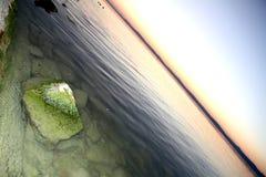 Bank of Lake Balaton Royalty Free Stock Images