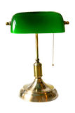 Bank lamp Royalty Free Stock Images