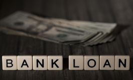 Bank Loan royalty free stock photography