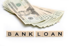 Bank Loan royalty free stock photos