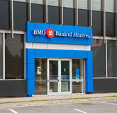 Bank Of Montreal Stock Images