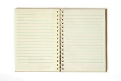 Bank notebook Stock Photography
