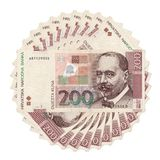 Bank Notes Stock Image