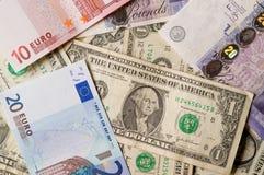 Bank notes Stock Photo