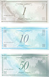 Bank notes Royalty Free Stock Photos