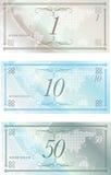 Bank notes royalty free illustration