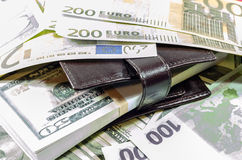 Bank notes Stock Photography
